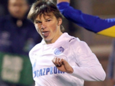 Zenit turn to home-grown talent