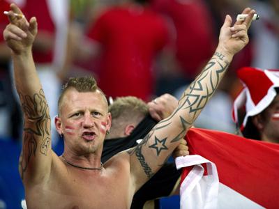 Ukrainian hospitals gear up for Euro 2012 football fallout