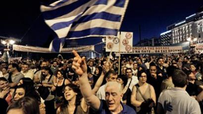 Greek government wins confidence vote