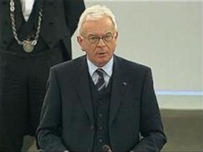 European Parliament elects new president
