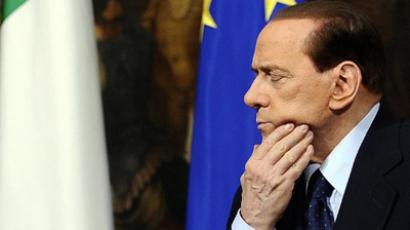 Ciao, Silvio! Berlusconi resigns as Italian PM