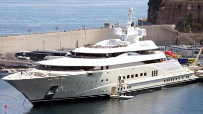 Abramovich's fleet tops Forbes 100 Largest Yacht list
