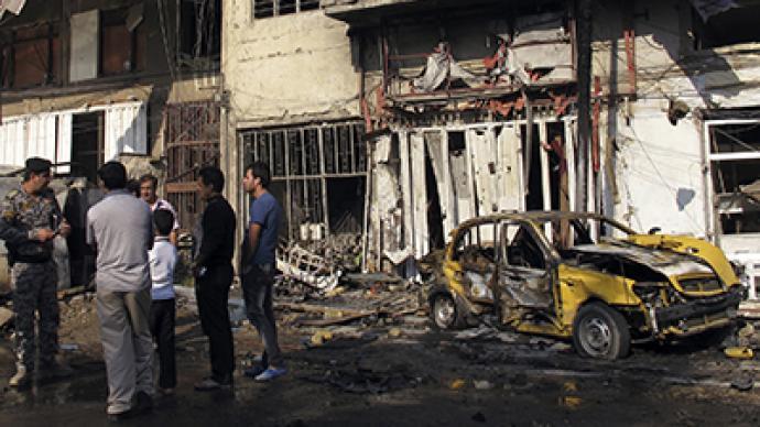Explosion near RT Baghdad bureau: Employees in lockdown