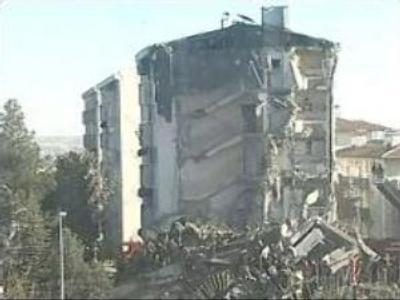 Explosion in Turkey: three people dead