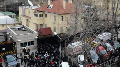 US Embassy bomber in Ankara had terror conviction, brain disorder