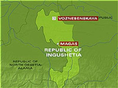Explosives found in Ingushetia