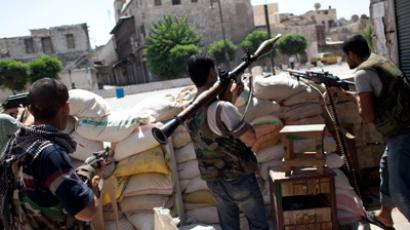 Syrian rebels defect to government forces