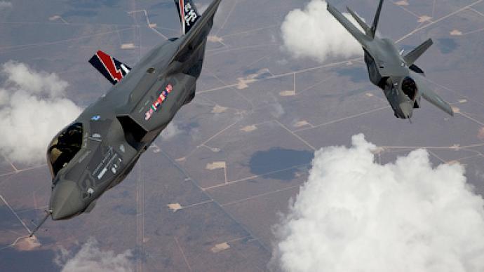 $24 billion British budget blowout in black hole F-35 project