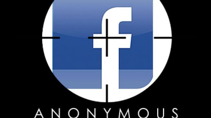 Anonymous are to destroy Facebook – for privacy's sake