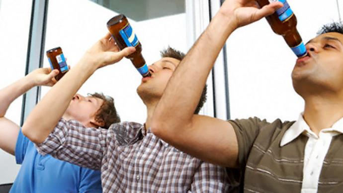 Social network drinking: Facebook alerts friends when it's time to party