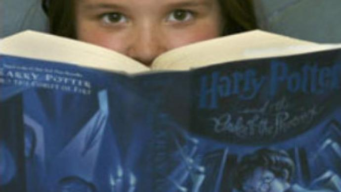 Fake Harry Potter hits popularity record (The Times of India)