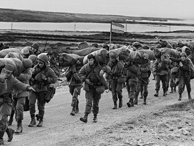Falklands 30 years post-war: Riots and saber rattling