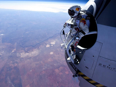 'Fearless Felix' goes to court