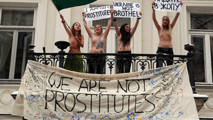 Russian Prostitutes In India