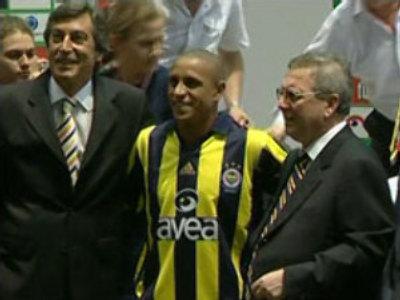 Fenerbahce sign Roberto Carlos