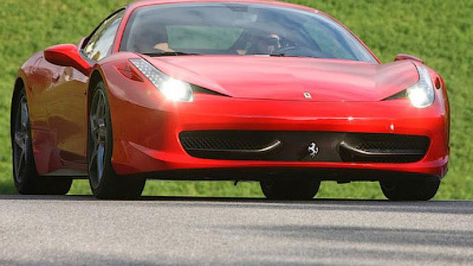 Too posh for your pocket: Famed Ferraris draw tax fire in Italy