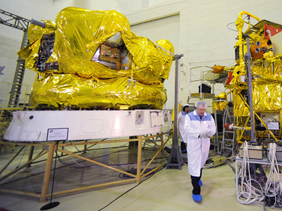 Did US radar down Russian Mars probe?