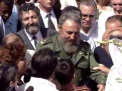 Fidel Castro to be his country's Vice President