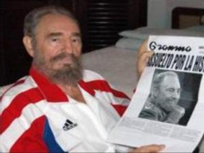 Fidel's condition worsens