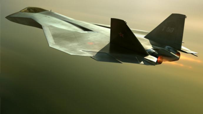 "Second ""fifth generation"" fighter tests the skies"