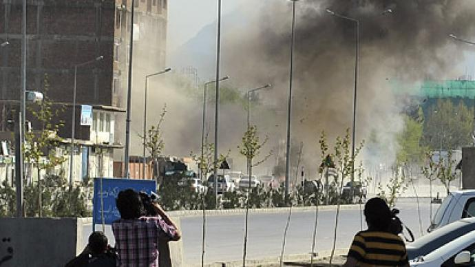 Taliban attack: Kabul insurgency over after 18-hour assault