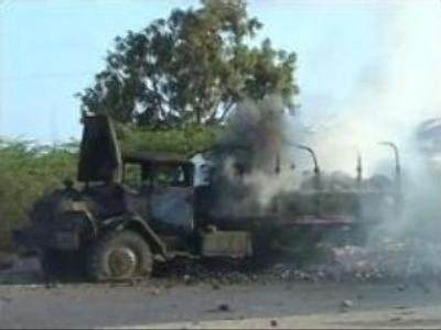 Fighting in Somalia rages on