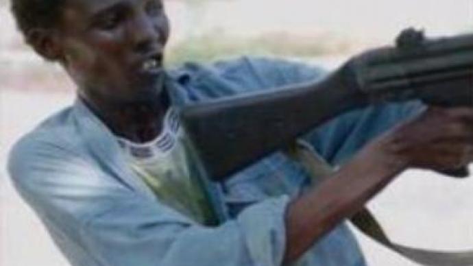 Fighting rocks Somalia's capital