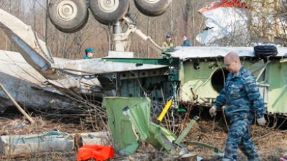 Air traffic control transcripts on Kaczynski plane crash released