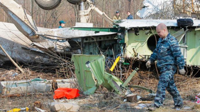 Final report on crash of Polish president's plane