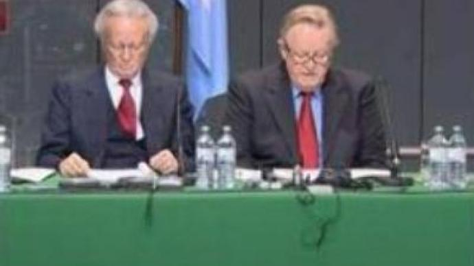 Final talks on UN plan for Kosovo end in deadlock