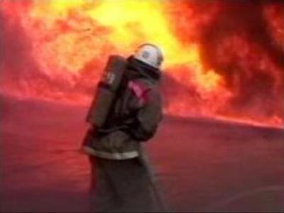 Fire in Ekaterinburg investigated