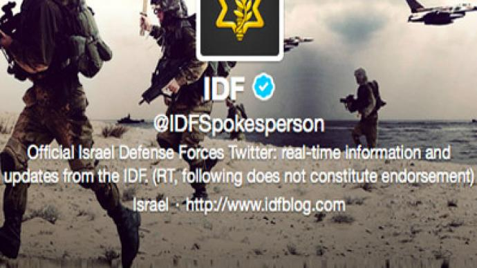 First Twitter war declaration? Israel announces Gaza operation on social media site