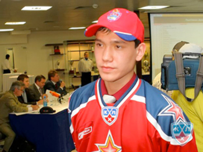 First KHL draft held in Moscow