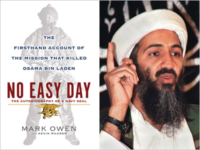 SEALs 'pulled off duty' over Bin Laden raid book