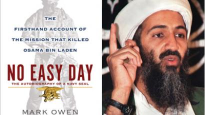 Pentagon threatens legal action against Bin Laden assassination book author