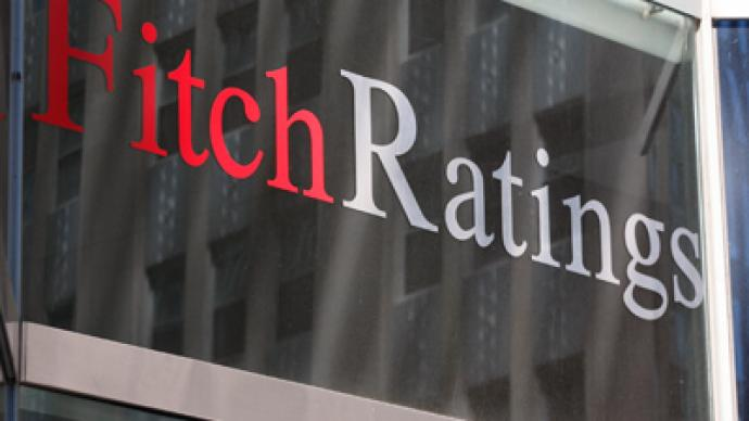 Fitch cuts five EU states' credit ratings