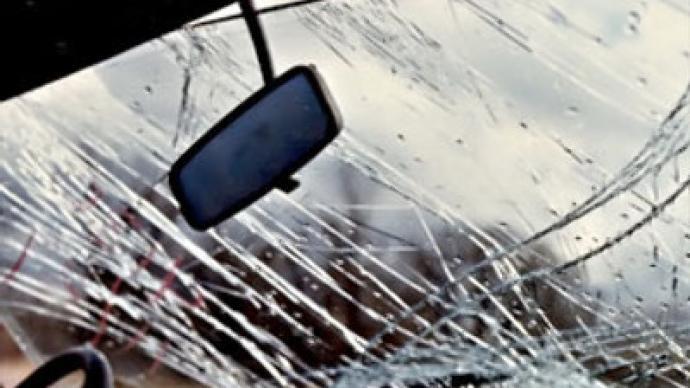 Five killed in Tambov car crash
