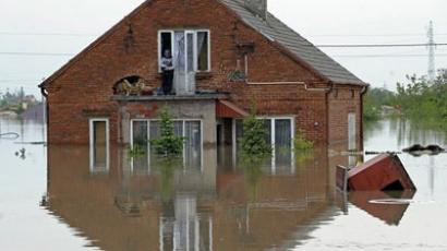 Tourism in tatters: Flood swamps Russia's Black Sea resorts