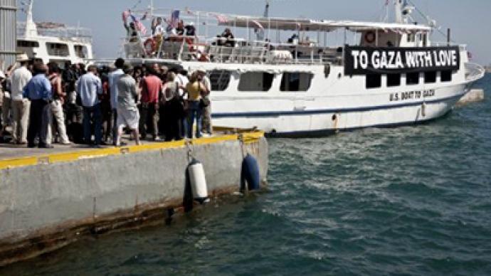 Gaza flotilla relies on charm to disarm Israel