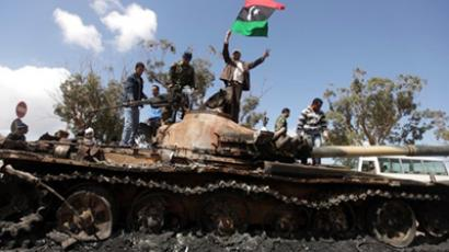 NATO war in Libya still run by America