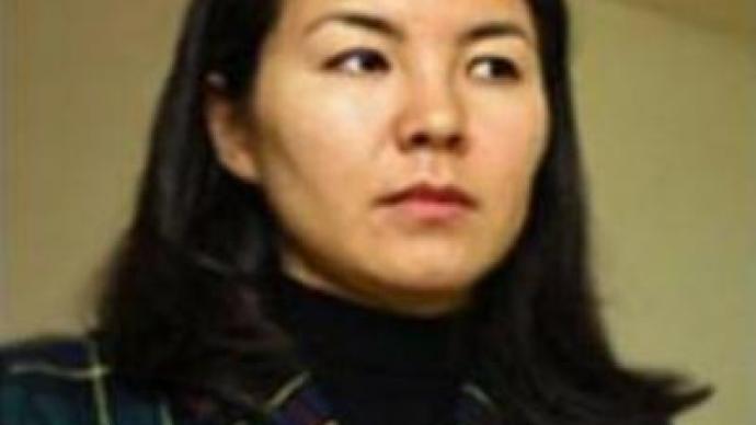 Former Kyrgyz President's daughter detained