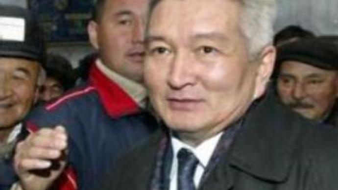 Former Kyrgyz prime minister may lead opposition