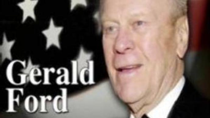 Former US President Ford dies at 93