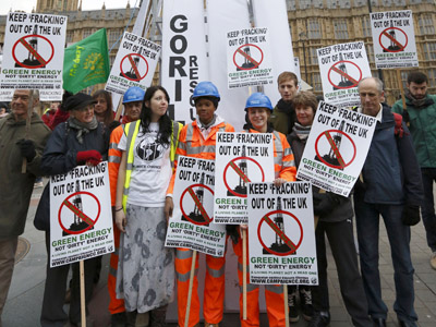 UK offers 'most generous tax breaks in the world' for fracking