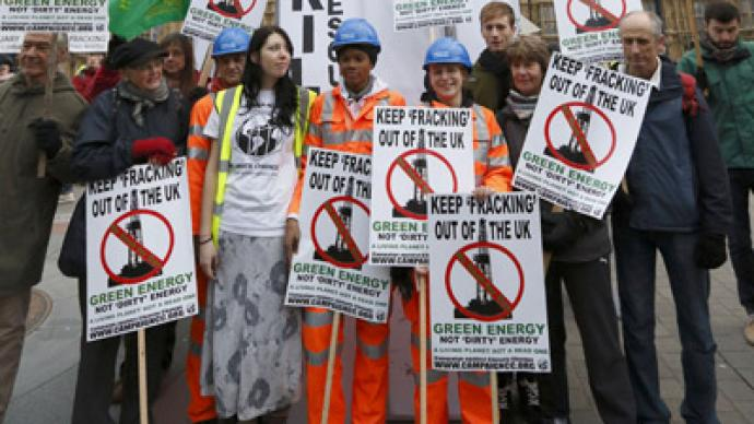 Seismic fears: UK govt reverses ban on fracking