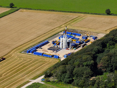 Environmentalists blasted for 'underreporting' water toxins near fracking site