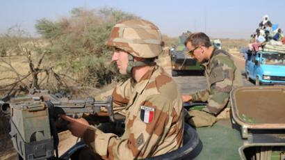 France may permanently station soldiers in Mali