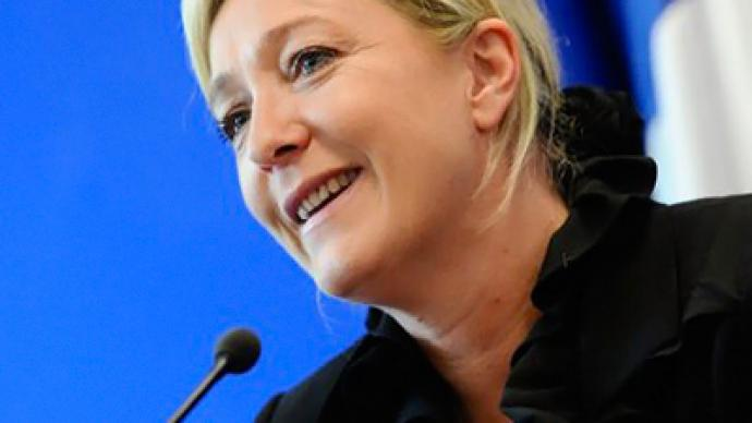 France is not a democracy, stop telling fairytales – French far-right leader