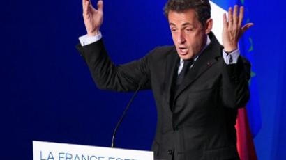 'I want France out of eurozone!' - Presidential candidate