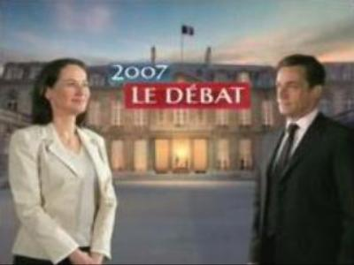France excited over pre-vote TV debate